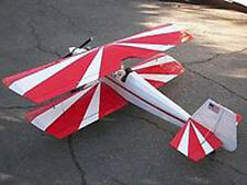 Giant Scale ACE R/C 4-120 Bipe Biplane Plans, Templates and Instructions