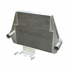 CXRacing Double Core Intercooler For 99-03 Ford Super Duty 7.3L Diesel F250 F350