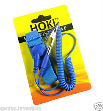 Hoki Anti Static ESD Wrist Strap Discharge Band Grounding Prevent Static Shock