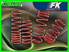 Vauxhall Zafira A T98MONOCAB Lowers Front/Rear 30 mm Suspension Lowering Springs