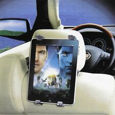 360° Rotated Auto Car Headrest Support Mount Holder Stand For iPad Tablet PC GPS