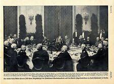 Berlin Der Kaiser beim Alten-Herren-Fest der Potsdamer Gardekavallerie un...1912