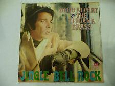 """HERP ALPERT""""JINGLE BELL ROCK-disco 45 giri AM Germany 1968"""" NATALE"""