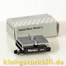Quick Shoe Mamiya 645 Pro