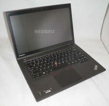 Lenovo Thinkpad T440 Laptop-i5-4300U-8GB-256GB SSD-1600x900 Touchscreen-Win 7
