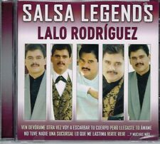 LALO RODRIGUEZ  SALSA LEGENDS   BRAND NEW SEALED CD