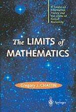 The Limits of Mathematics: A course on information theory and the limits of form