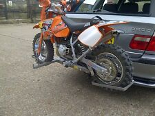 MOTORBIKE, MOTORCYCLE  BIKE RACK ,JUNIOR MODEL PIT BIKES to fit Cars