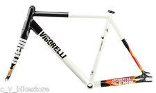 Cinelli Vigorelli HSL Track Frameset 52cm headset seat clamp fork Uncut S