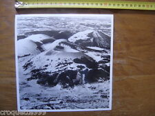 Photo aerienne MONTAGNE VOLCAN a identifier venant d´un album de G PETITJEAN