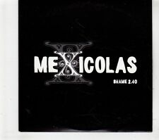 (GT340) Mexicolas, Shame - 2007 DJ CD