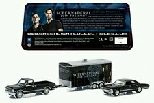 Greenlight 1:64 hitch and tow supernatural 3 piece set