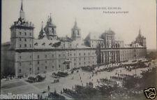POSTAL MILITAR DE EL ESCORIAL . MADRID . HAUSER Y MENET .MAS EN MI TIENDA CC3030