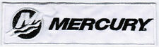 Mercury Marine Fishing Outboards Motor Badge Embroidered Patch