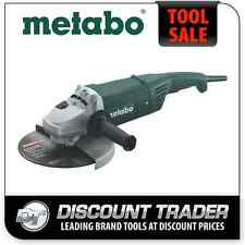 "Metabo 2000 Watt 230mm 9"" Angle Grinder - W 2000"
