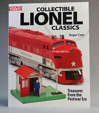 KALMBACH COLLECTIBLE LIONEL CLASSICS BOOK Roger Carp train 027/0 postwar 108806