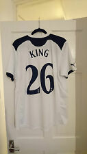 TOTTENHAM Hotspur Spurs Ledley King Champions League Home 2010/2011 Shirt Jersey