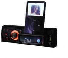 Sub-Zero Car Radio Stereo iPod iPhone Dock play charge control USB SD and Aux