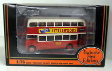 EFE 1/76 Scale 19802 Daimler CVG6 Potteries diecast model bus