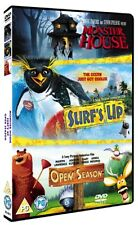 Surf's Up/Open Season/Monster House (Limited Edition) [DVD]