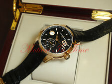 Ulysse Nardin Dual Time Manufacture 18kt Rose Gold 42mm Black Dial 3346-126/92