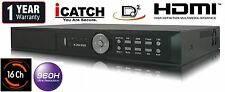 16 Channel Network Security DVR 960FPS H.264 CCTV 16CH Netwrok HDMI Mobile Audio