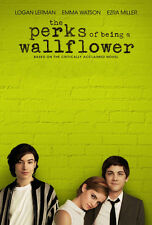 The Perks of Being a Wallflower Movie Art Print poster (20x13inch) Decor 02