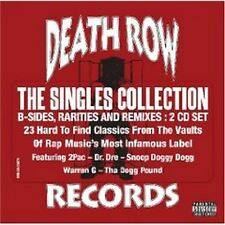 Death Row Singles Collectio - Various Artists (NEW CD)