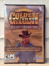 golden trails - new western rush - hidden object adventure computer game - new