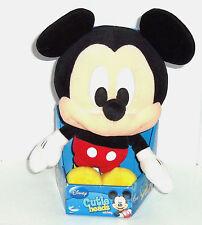 Disney Mickey Mouse Plush Toy Cutie Heads Stuffed Animal New