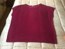 Rohan Ladies Serene Tee Size 16 - Very Good Condition