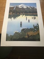 Rare 1977 Alaska Federal Savings print collection in the original packaging