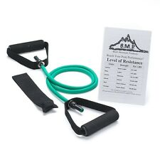 Single Resistance Band - Door Anchor & Starter Guide Included 10-12lbs NEW