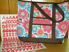 Avon Girls Personalized Make Your Own Tote Hand Bag New