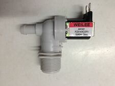 SIMPSON HOOVER SAMSUNG LG  WATER INLET VALVE RIGHT-ANGLE