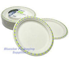 20 x 24cm Super Strong High Quality Chinet Disposable Party Plates (2 x 10)