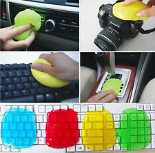 Computer Cleaning Putty Gel Clean Cyber Dust Crumbs Keyboard Furniture Appliance