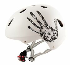 "Sport Direct ™ ""la main ™"" blanc vélo cycle bmx casque"