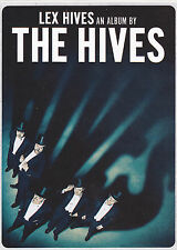 THE HIVES STICKER 2012 Official Promo LEX HIVES New Mint RARE Cheap!