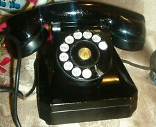 Art Deco antique 1947 Stromberg Carlson Telephone (model 1243) ORIGINAL