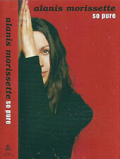 Alanis Morissette ‎So Pure CASSETTE SINGLE 2TRACK Rock inc live acoustic 1999