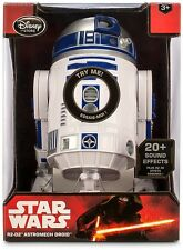 Official Disney Star Wars Talking Interactive R2-D2 Kids Fun Play Toy Figure NEW