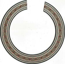 ACOUSTIC, CLASSICAL, GUITAR ROSETTE / INLAY, SOUND HOLE 261