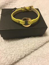 NEW MARC JACOBS LEATHER BRACELET