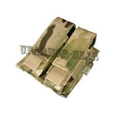 MULTICAM MOLLE PALS Double Stack Pistol Mag Pocket Knif Tool Pouch (CONDOR MA23)