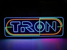 "Tron Recognizer Neon Sign Display Beer Bar Pub Garage Mancave Light17""X14""Z321"