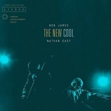 New Cool - Bob & East,Nathan James (2016, CD NEUF)