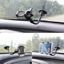 Suction Cup Car Windshield Mount Holder Stand Bracket Cradle For Mobil Phone GPS