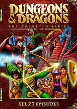 Dungeons & Dragons - The Complete Animated Series (DVD, 2009, 3-Disc Set)