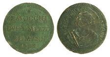 pci0229) St Pontificio sampietrino baiocchi due e mezzo romani 1795